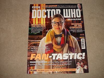 Doctor Who Magazine issue 488 - Ex condition