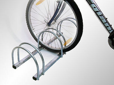 3 Bike Stand Rack Floor Wall Mount Bicycle Cycle Storage 4 or 5 Bike available