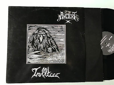 LP 1ST 1995  Ancient  Trolltaar    Black Metal