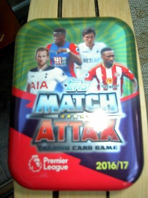 Match Attax 2016-17. Pick The 3 Man Of The Match Cards You Need (New)