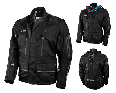 Oneal Baja Racing Enduro Moveo Jacke Weste Offroad Quad Jacket Winter Regen ATV