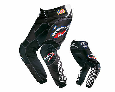 Oneal Element MX Hose AFTERBURNER  Enduro Motocross Crosshose