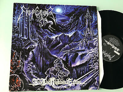 LP 1995 Emperor - In the Nightside Eclipse Gatefold first press Black Metal