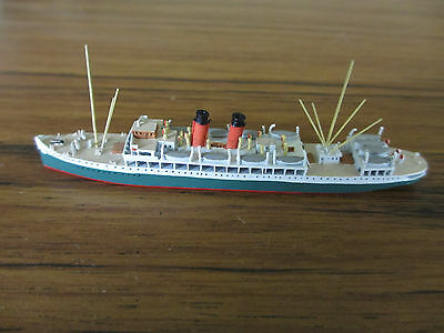 Union Line SS WAHINE 1/1200 1/1250 Scale Waterline Model Ship by Albatros