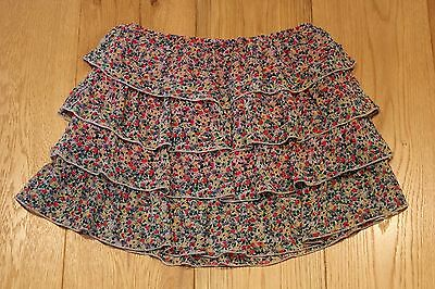 Girls tiered floral summer skirt from Sophie age 13 years