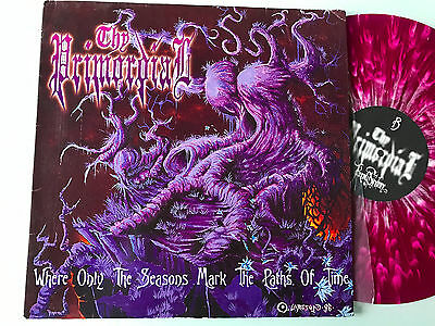 LP 1997  Thy Primordial – Where Only The Seasons Mark The Path Of  Black Metal