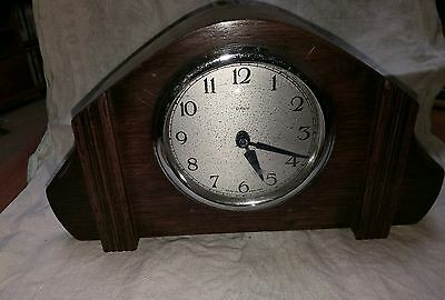 old enfield clock in working condition
