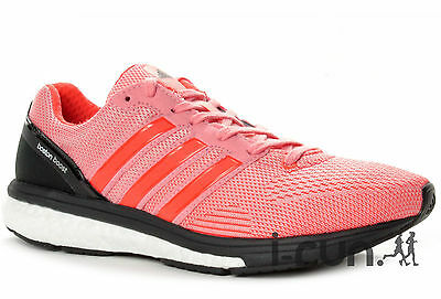 Chaussures running femme ADIDAS ADIZERO BOSTON BOOST 5W t- 41 1/3 -75%