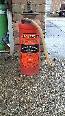 Merryweather fire extinguisher
