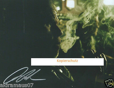 Sons Of Anarchy Cooles Autogramm Ron Perlman #2