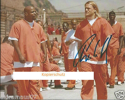Sons Of Anarchy Tolles Autogramm Charlie Hunnam / Jax #2