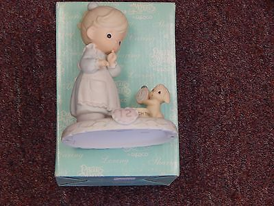 "Precious Moments Birthday  ""12 years old""  Figurine , New in Box"