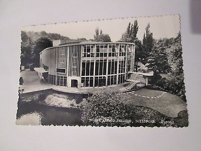 Postcard of Yvonne Arnaud Theatre, Guildford D18962 posted 1966