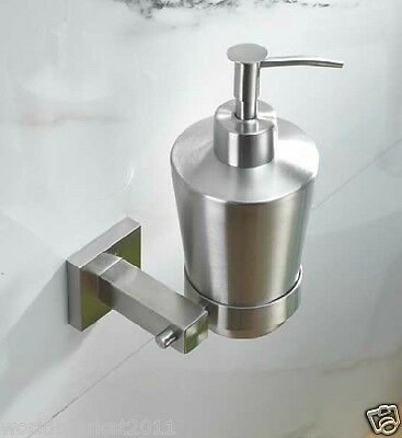 New Stainless Steel Convenient Manual Soap Dispenser Hand Sanitizer Machine