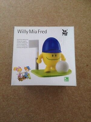 Willy Mia Fred Egg Cup