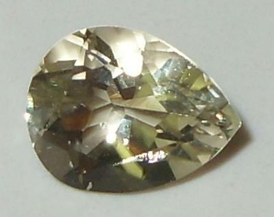 2.22ct Faceted Oregon Sunstone Pear Cut SPECIAL