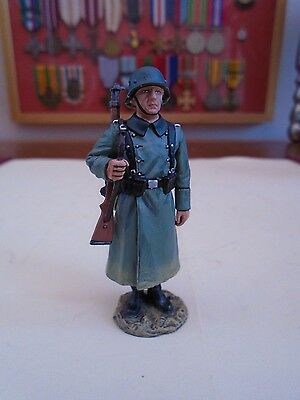 K&c  German Soldier At Attention  (2007)