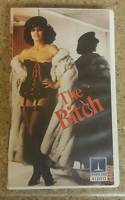 The Bitch OOP VHS Joan Collins Sleaze Thorn EMI