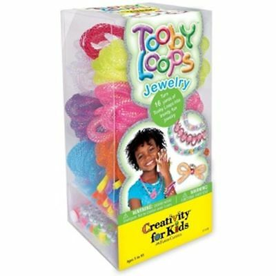 Tooby Loops Jewelry NEW