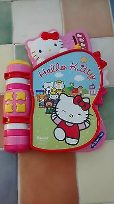 Hello Kitty musical Talking Story Book With Songs