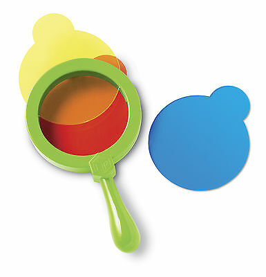 Primary Science Colour Mixing Lenses - Early Years Play - Teaching Resource
