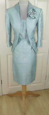 John Charles Mother Of The Bride/groom/races/occasion Suit Uk10