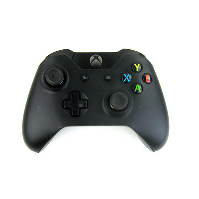 Original XBOX ONE WIRELESS CONTROLLER / GAMEPAD in SCHWARZ / BLACK