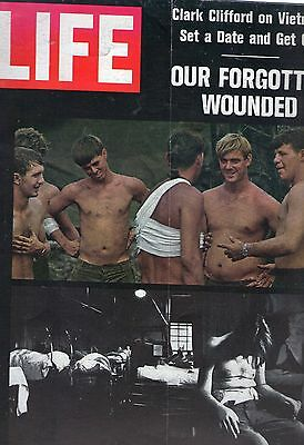 Life Magazine June 8 1970 Our Forgotten Wounded