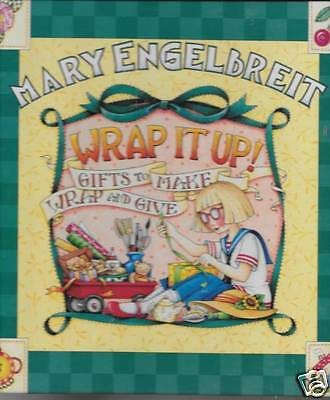 Mary Engelbreit Gifts To Make And Wrap And Give   New Hardcovered Book