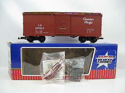 USA Trains G-Scale Canadian Pacific CP box car