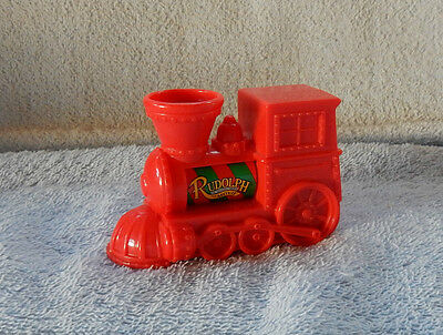 Wendy's 1998 Rudolph The Red Nosed Reindeer The Movie Rolling Toy Train