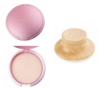 New MALLY Perfect Prep Body SLIMMER Contour Powder Makeup LIGHTER w/ Applicator