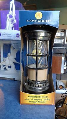 """Lamplight The Original  Oil Lamp  Brand new, never opened, never used. 10"""" Tall"""