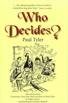 Who decides? (Paperback), Thelwell, Norman, Tyler, Paul, 9780722343746