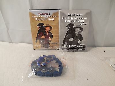 Don Sullivan Perfect Dog Fast Results Pet Training Package for Small Dogs