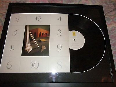 "New Order - Thieves Like Us - Framed 12"" Vinyl Record - 21"" x 17"""