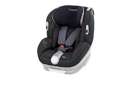 Maxi-Cosi Opal Car Seat Replacement Seat Harness Cushion Covers Total Black NEW