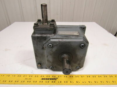 White Storage & Retrieval Systems 5961-1 Gearbox Speed Reducer 35:1 Ratio
