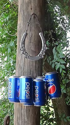 Pepsi Recycled Aluminum Can Wind Chime
