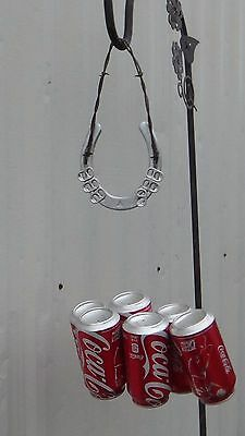 Recycled Aluminum Can Wind Chime Coca-Cola Final Four