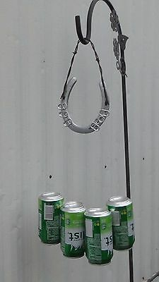 Recycled Aluminum Can Wind Chime Sierra Mist