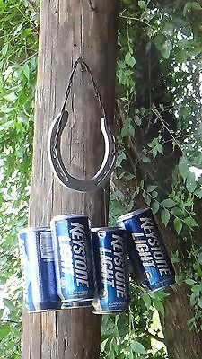 Recycled Aluminum Can Wind Chime  Keystone Light