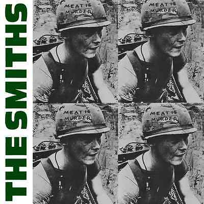The Smiths Meat Is Murder New Sealed Lp In Stock Same Day Dispatch