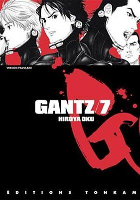 Gantz, tome 7 Oru Hiroya TONKAM Frissons Francais 192 pages Broche 28 05 2004