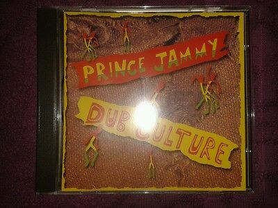 Prince Jammy - Dub Culture Cd - Dub Reggae - Scientist