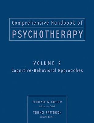Comprehensive Handbook of Psychotherapy Cognitive-Behavioral Approaches Wiley