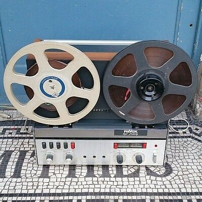 Rare vintage REVOX A77 Reel to Reel Tape Recorder