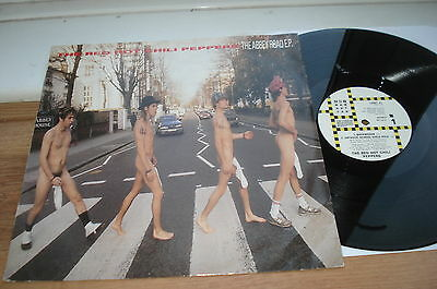 """Red Hot Chilli Peppers The Abbey Road E.P NICE AUDIO!!  1988 12MT 41 UK 12"""""""
