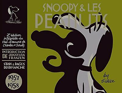 Snoopy - Integrales - tome 4 - Snoopy et les Peanuts - Integrale T4 Dargaud Book