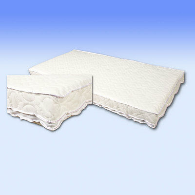140 x 65 x 10 cm Safety Cot Bed Mattress - MADE IN UK - Various types available